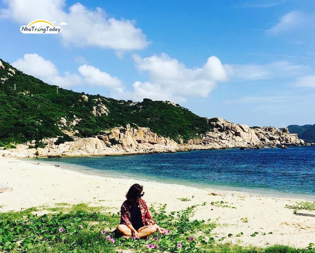 Bãi Chướng - Đảo Bình Ba Nha Trang