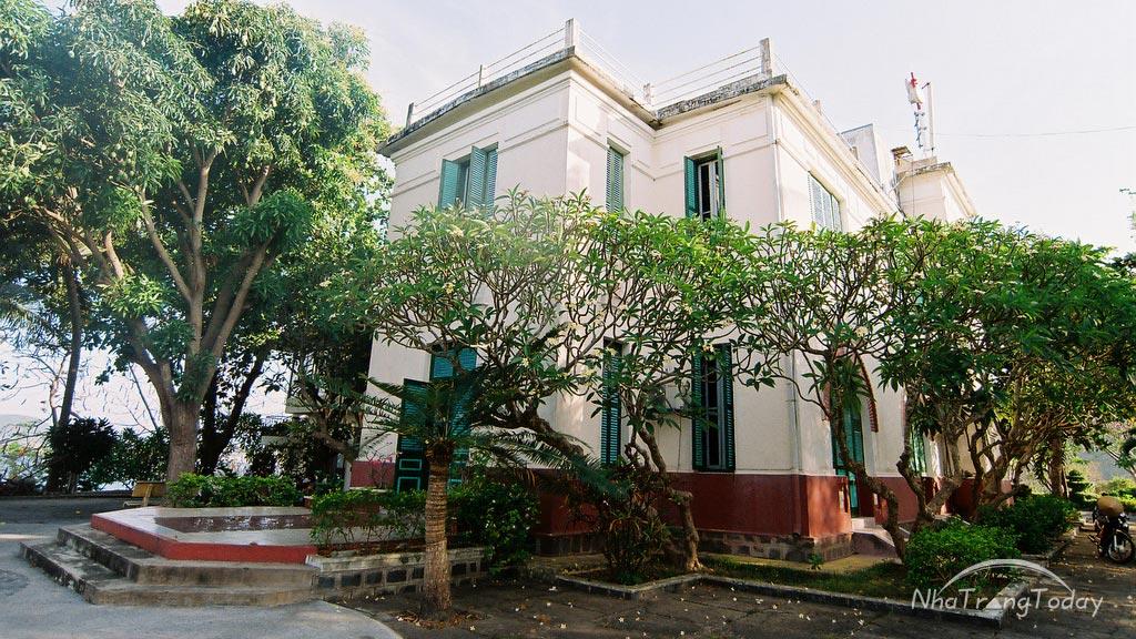 Lầu Bảo Đại Nha Trang