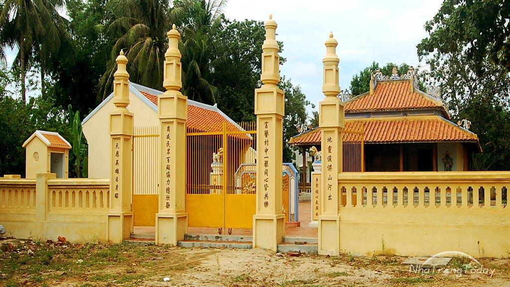 Đình Phú Cang Nha Trang