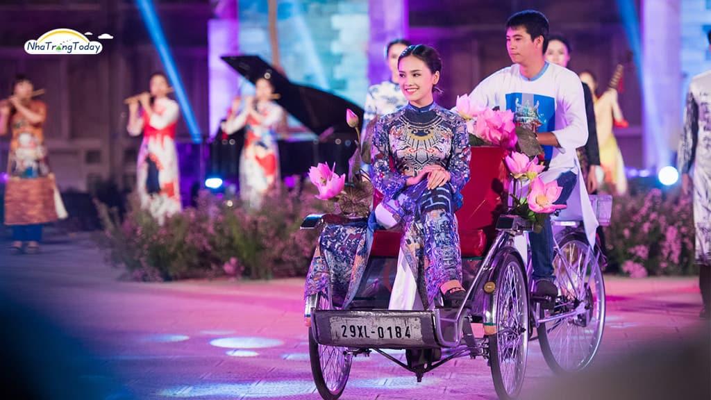 festival hoa đà lạt lần VII 2017 - 2018