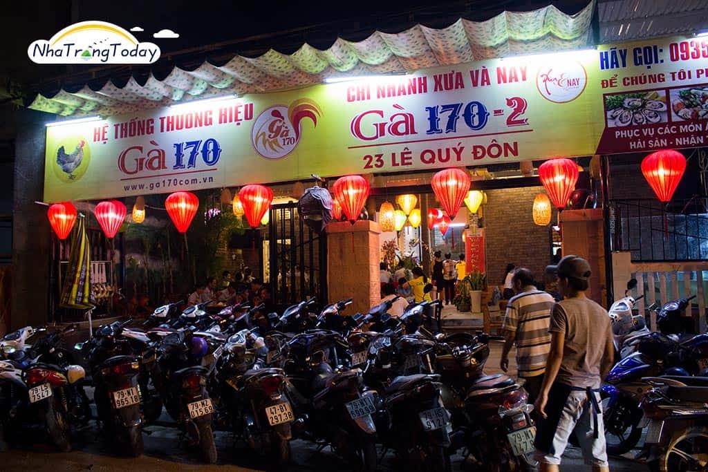 Gà 170 - 23 Lê Quý Đôn, Nha Trang