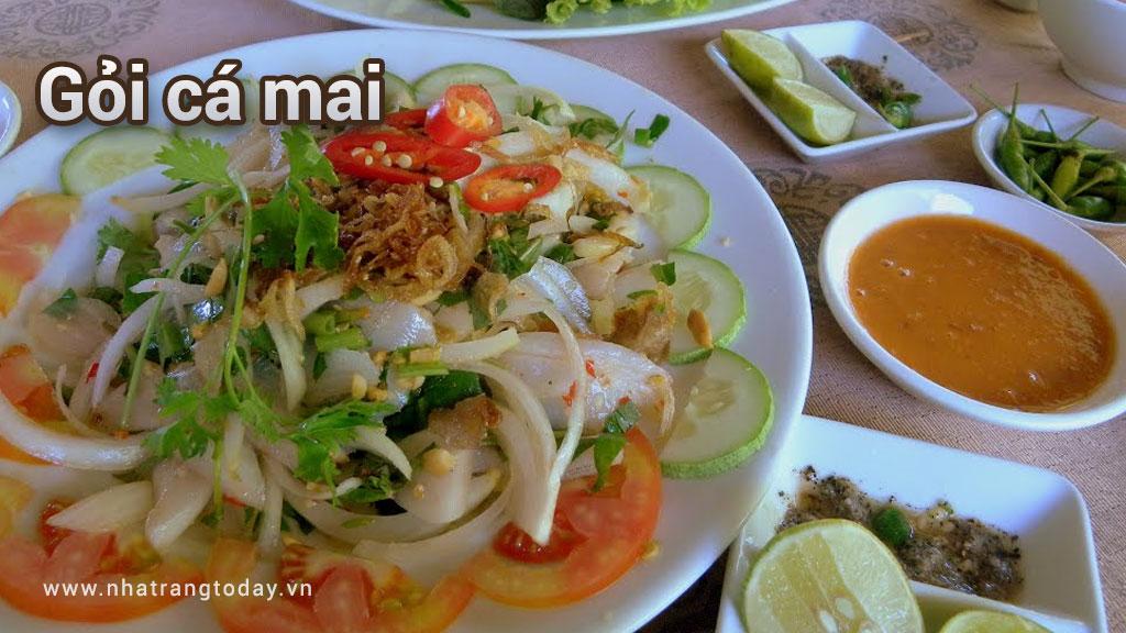 Gỏi Cá Mai Nha Trang