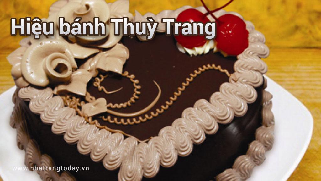 Hiệu bánh Thùy Trang Nha Trang