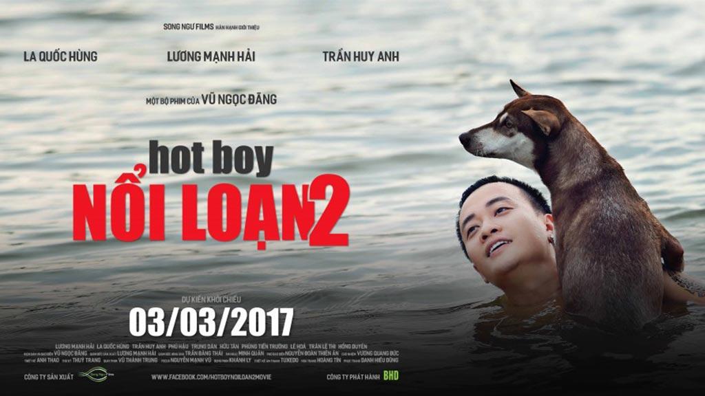 Phim Hot Boy Nổi Loạn 2