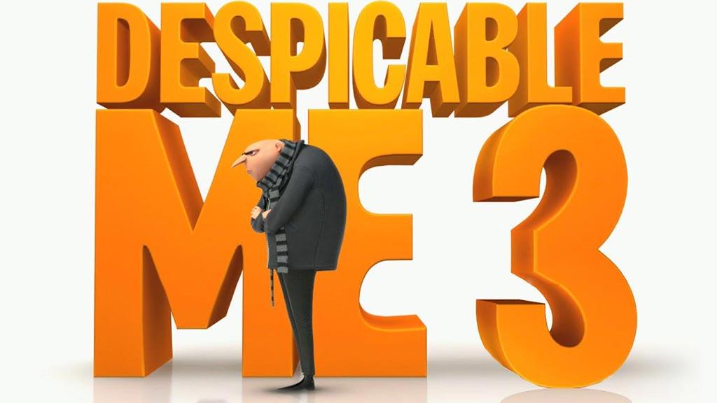Phim Kẻ Cắp Mặt Trăng - Despicable Me 3