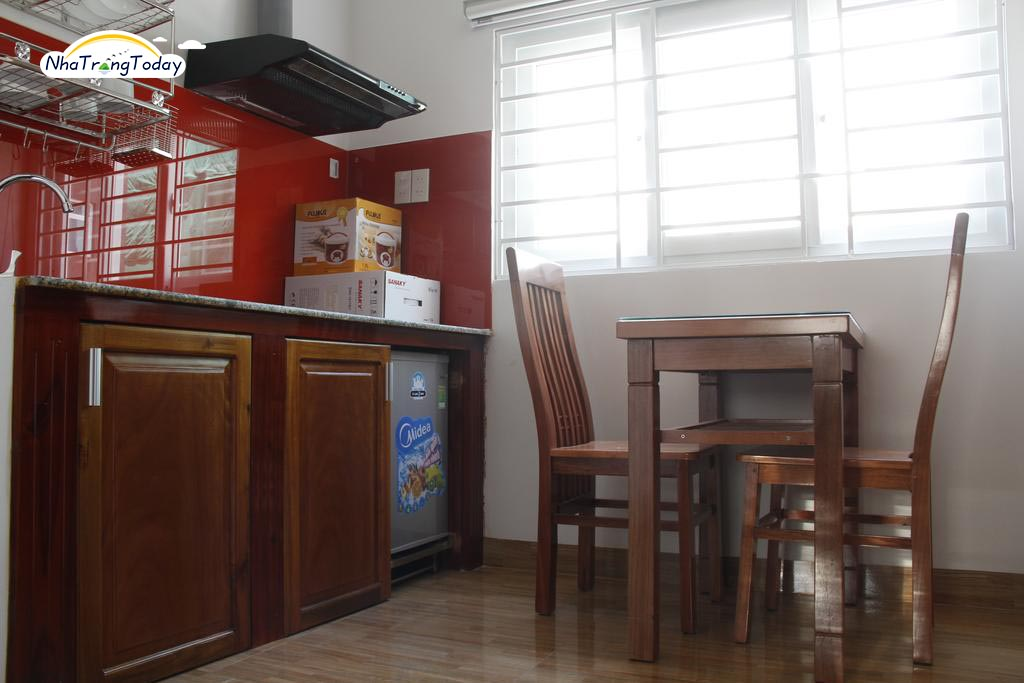 Khách sạn Zena House Studio Apartments