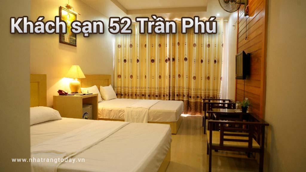 Khách Sạn 52 Trần Phú Nha Trang