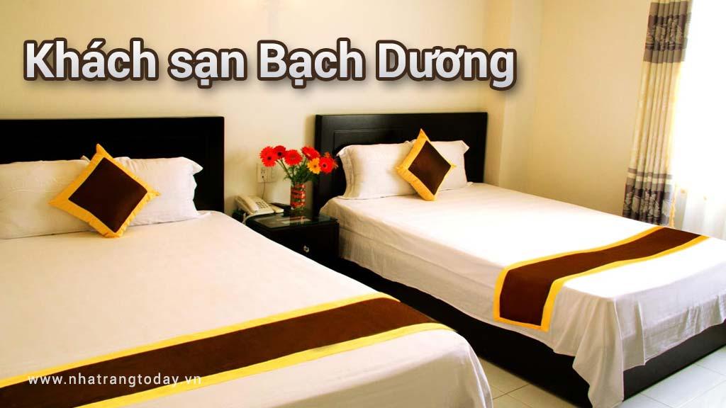 Khách sạn Bạch Dương Nha Trang