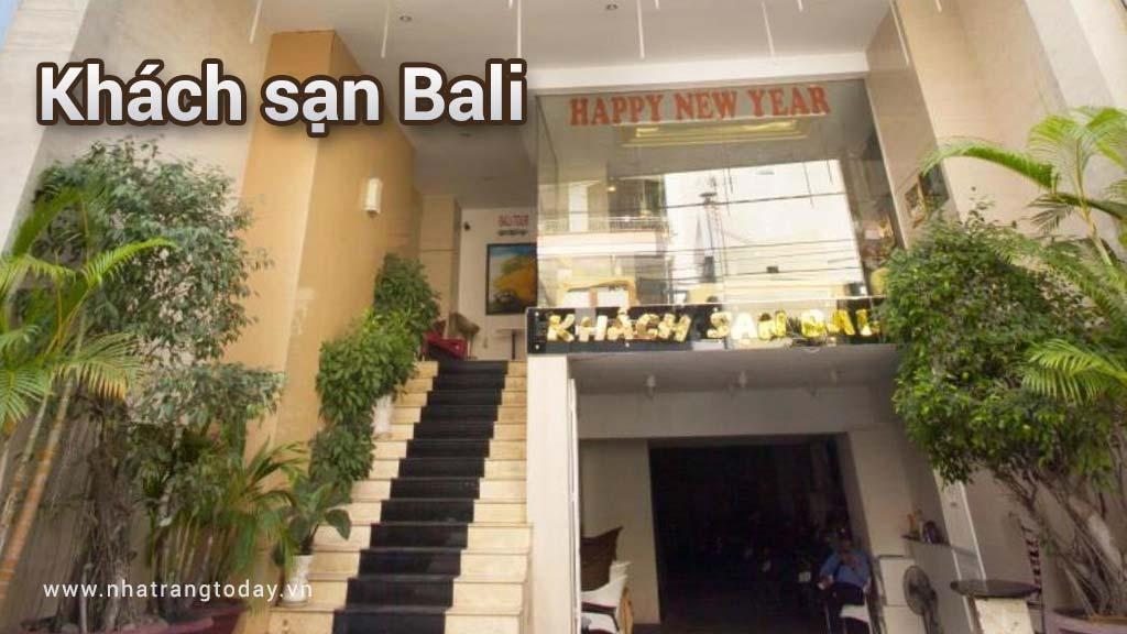Bali Hotel Nha Trang