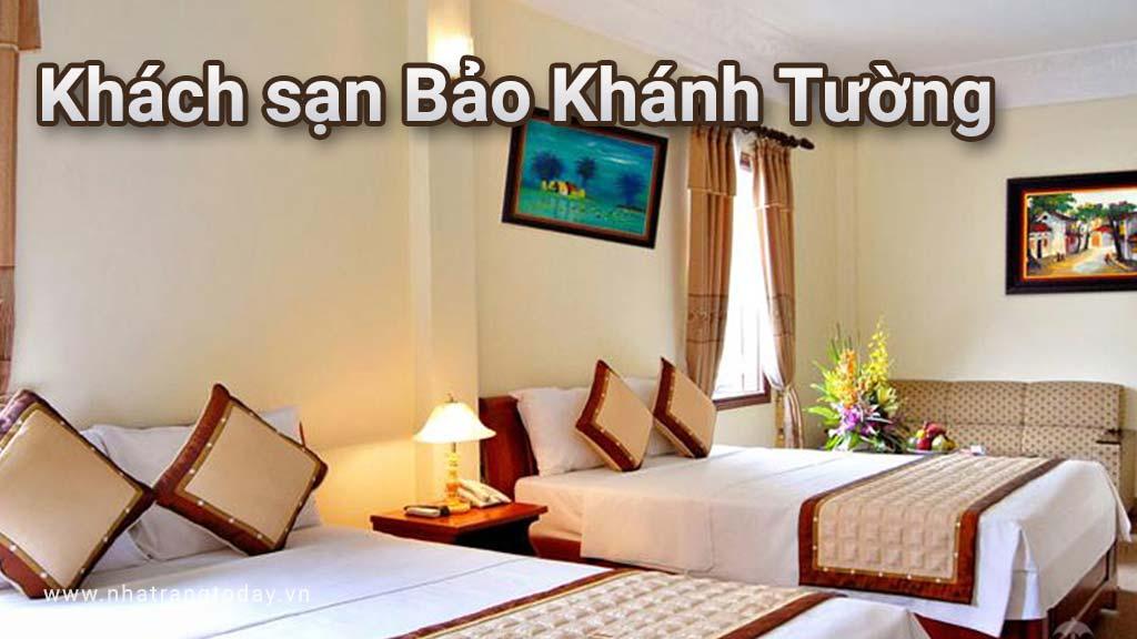 Khách sạn Bảo Khánh Tường Nha Trang
