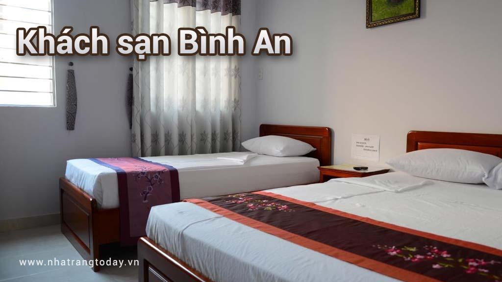 Khách Sạn Bình An Nha Trang