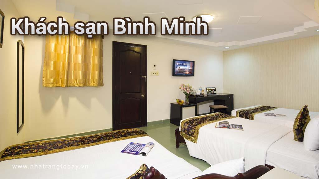 Khách sạn Bình Minh Nha Trang
