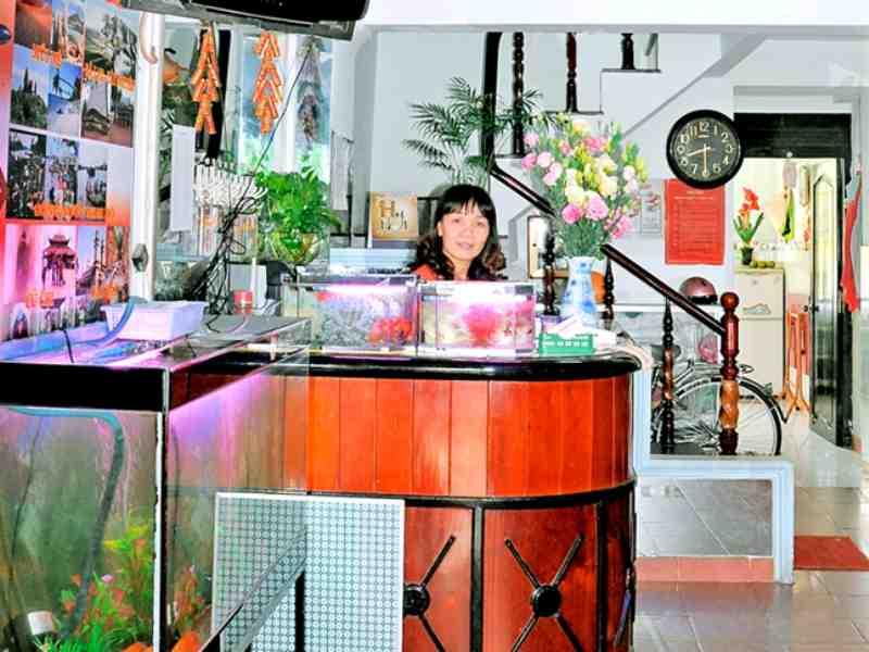 Khách Sạn Bông Sen