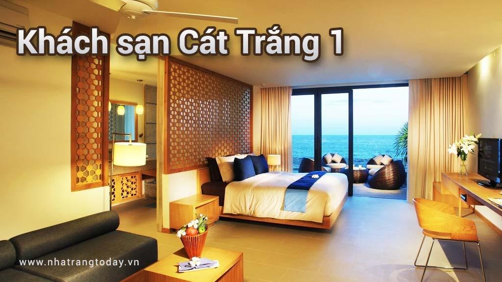 Khách sạn Cát Trắng 1 Nha Trang