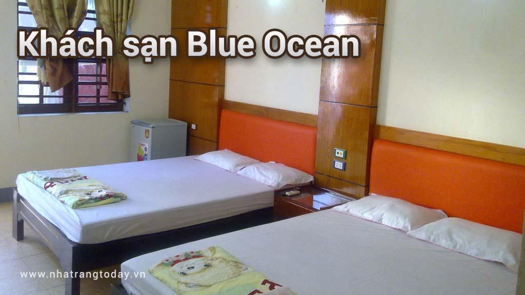 Khách sạn Đại Dương Xanh - BLue Ocean Nha Trang