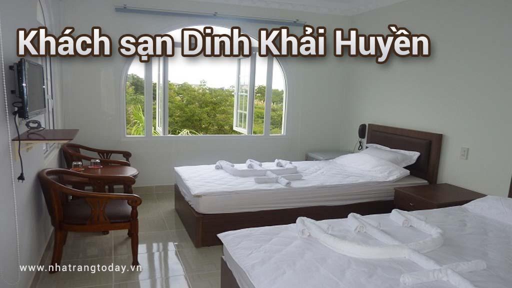 Khách sạn Dinh Khải Huyền Nha Trang