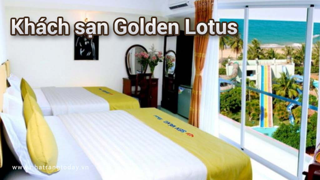 Khách sạn Golden Lotus (Sen Vàng) Nha Trang