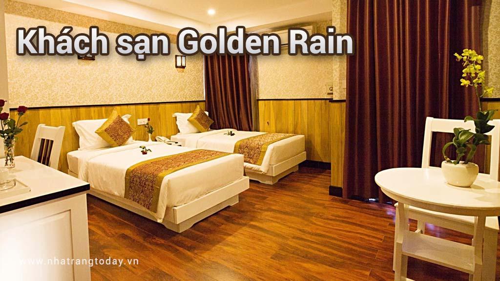 Khách sạn Golden Rain Nha Trang