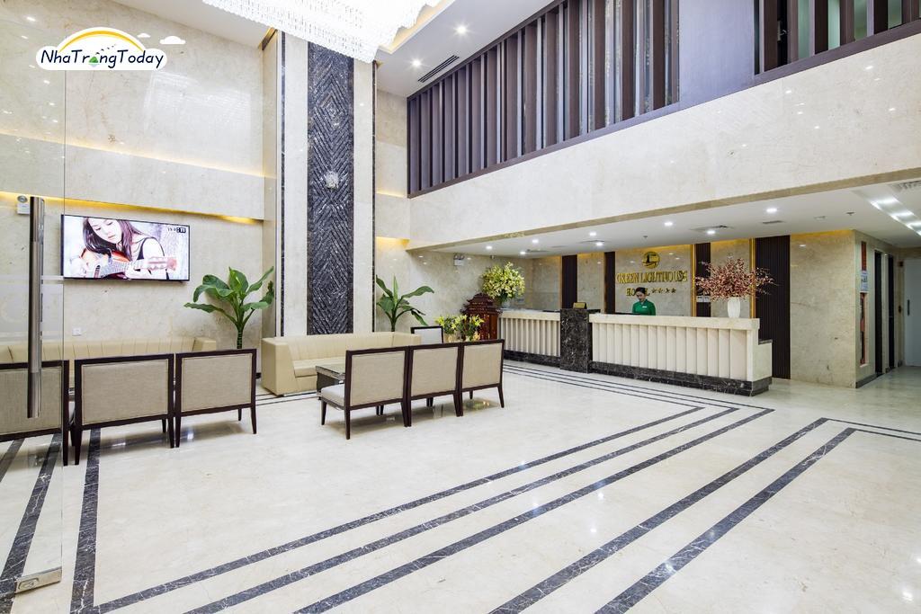 Khách sạn Green LightHouse Nha Trang