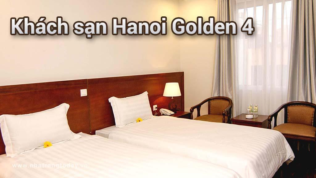 Khách sạn Hà Nội Golden 4 Nha Trang