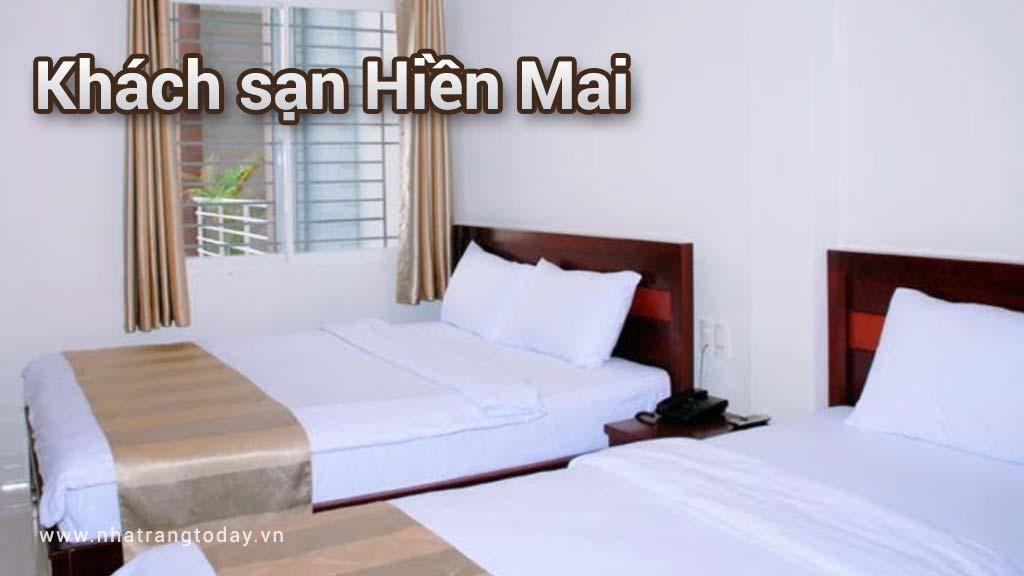 Khách Sạn Hiền Mai Nha Trang