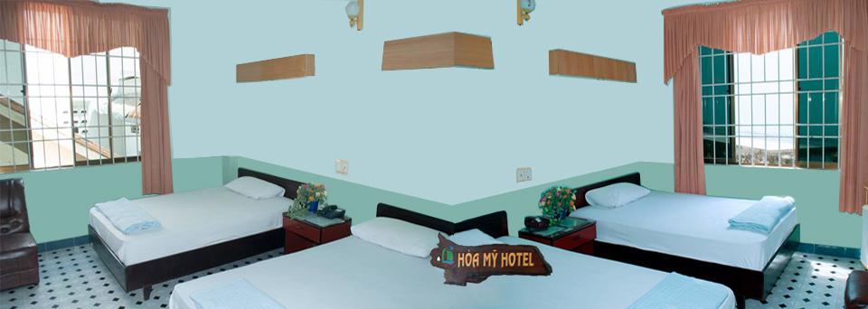 Khách Sạn Hòa Mỹ