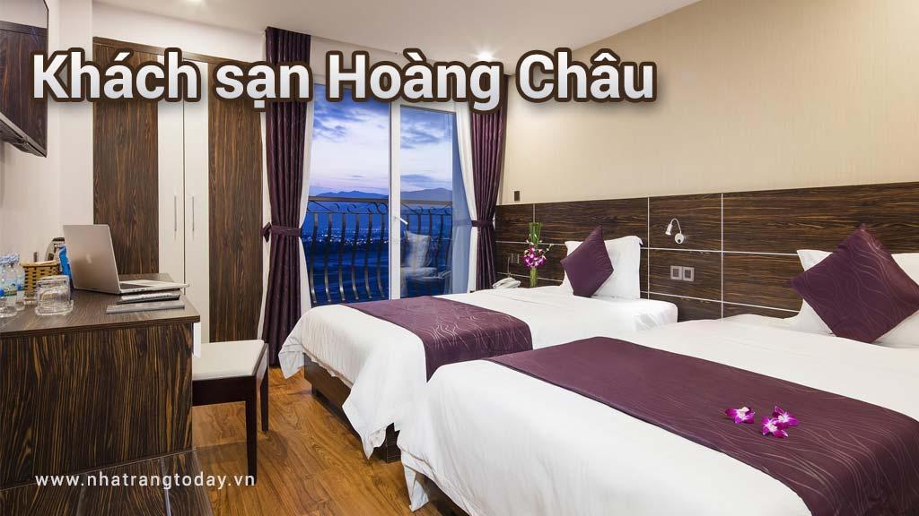 Khách sạn Hoàng Châu Nha Trang
