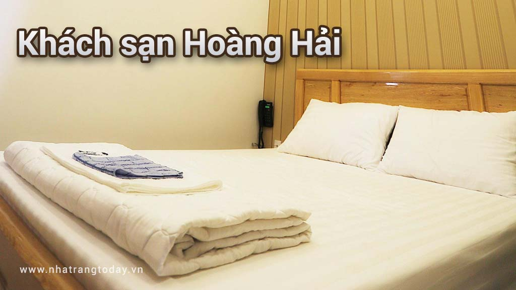 Khách sạn Hoàng Hải (Golden Sea) Nha Trang