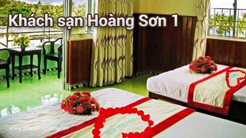 Khách Sạn Hoàng Sơn 1 Nha Trang