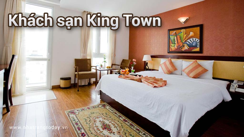 Khách sạn King Town (Vương Phố) Nha Trang