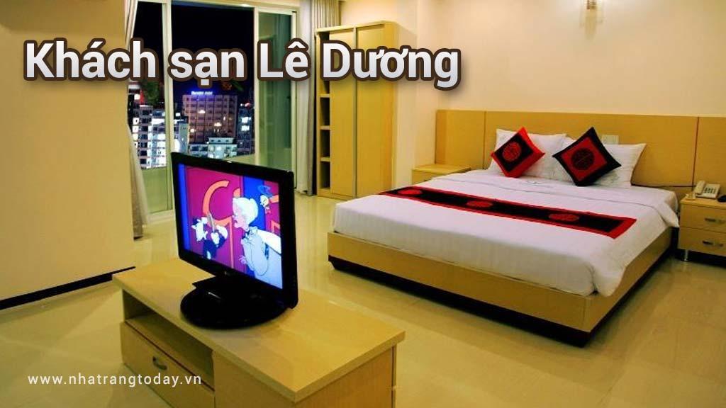 Khách sạn Lê Dương Nha Trang