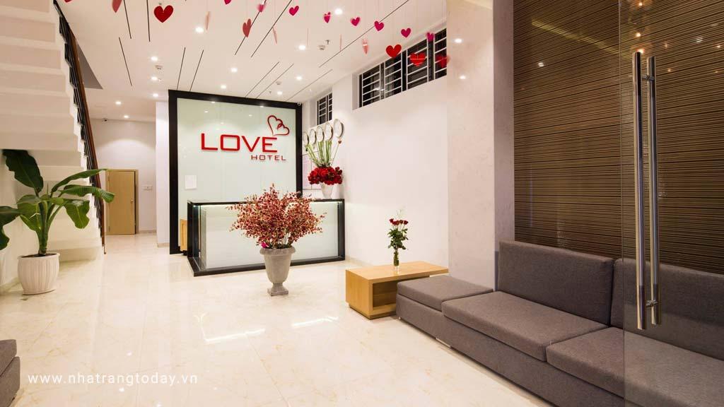 Khách sạn Love - Love Hotel Nha Trang