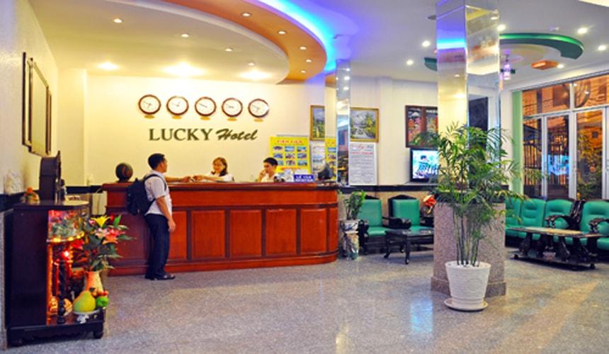 Khách Sạn Lucky (May Mắn)