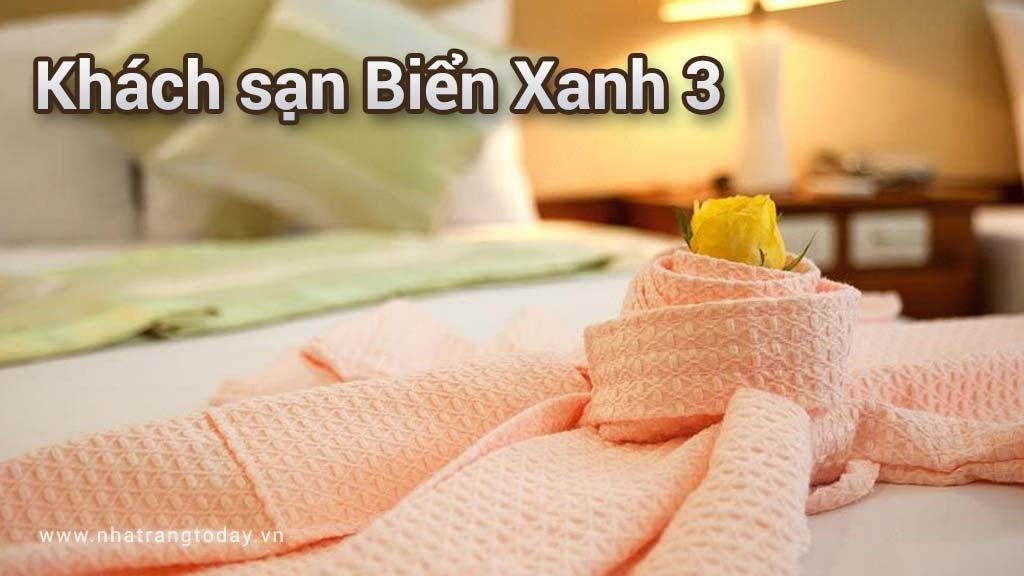 Khách Sạn Minh Hoàng (Biển Xanh 3) Nha Trang