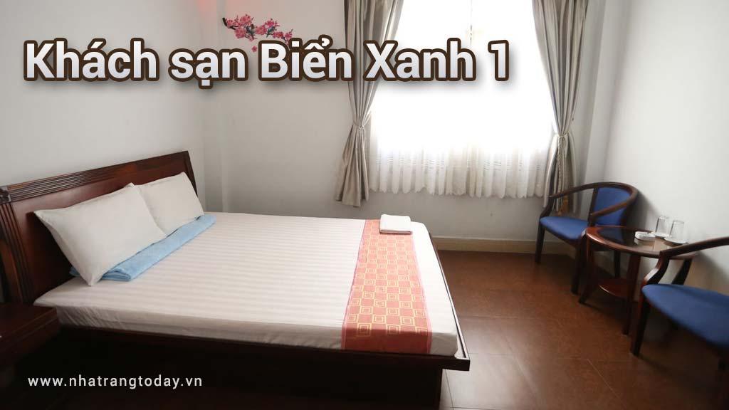 Khách Sạn Minh Hoàng (Biển Xanh 1) Nha Trang