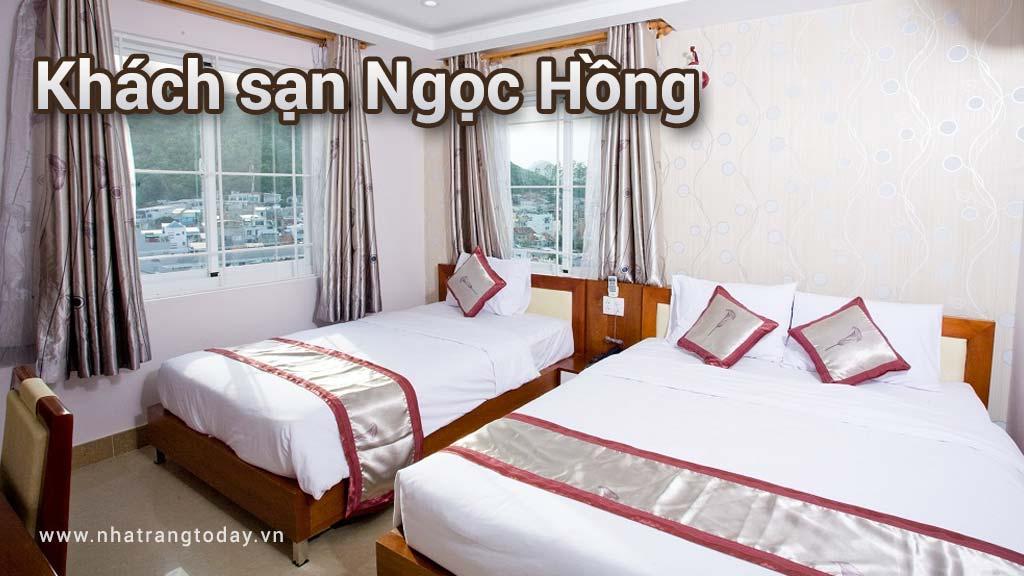 Khách sạn Ngọc Hồng Nha Trang