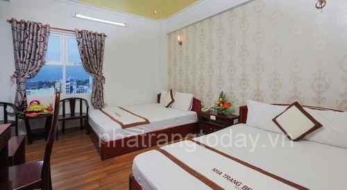 Khách sạn Nha Trang Beach
