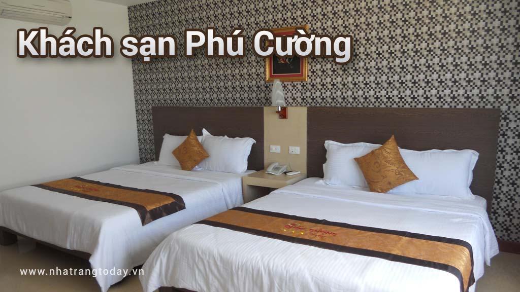 Khách Sạn Phú Cường Nha Trang