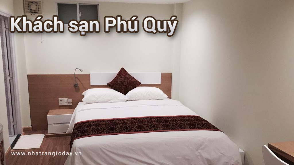 Khách Sạn Phú Quý Nha Trang