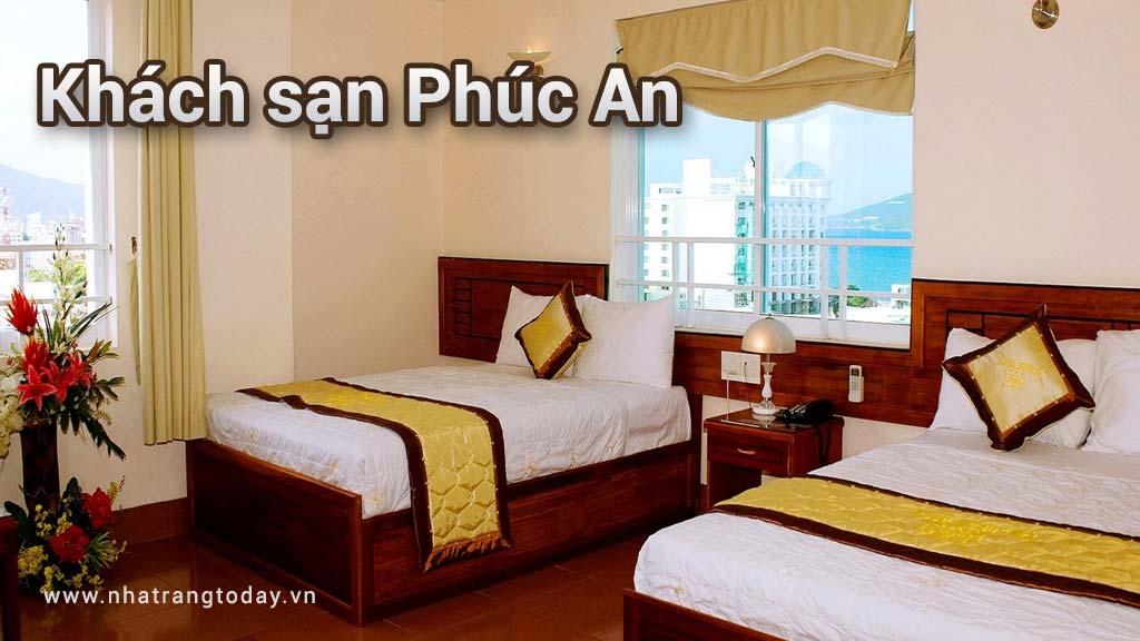 Khách Sạn Phúc An Nha Trang