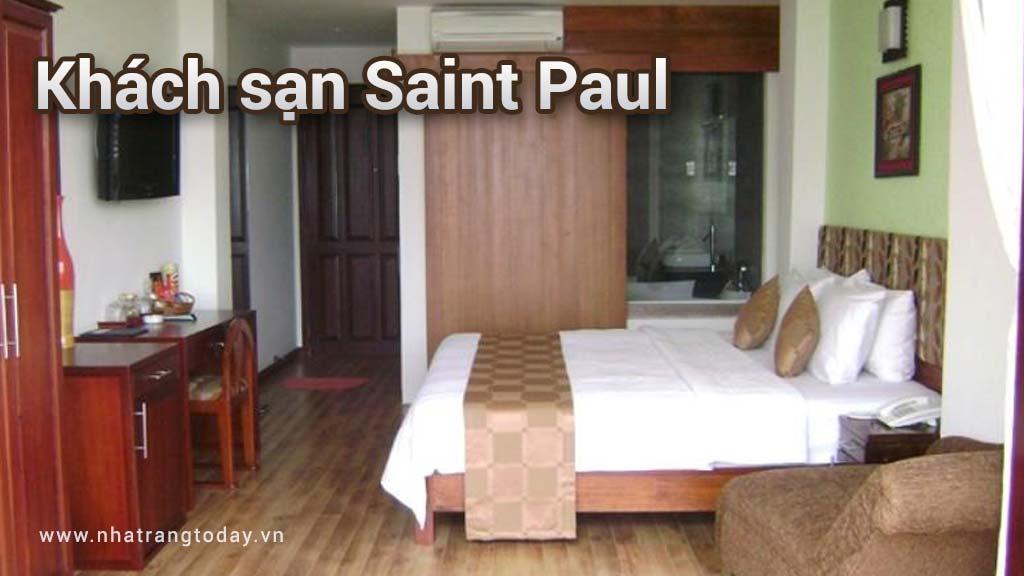 Khách Sạn Saint Paul Nha Trang