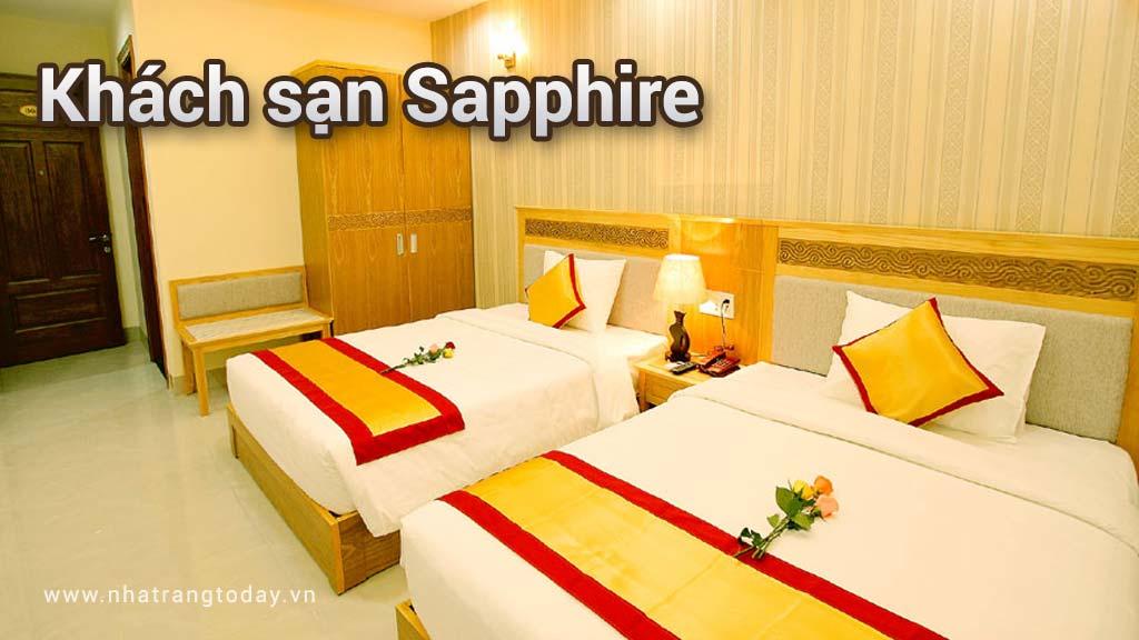 Khách sạn Ngọc Bích - Sapphire Nha Trang