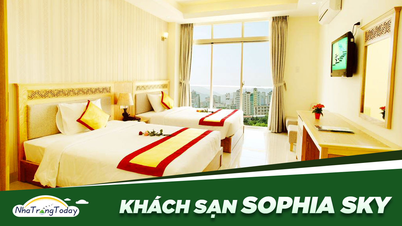 Sophia Sky Hotel Nha Trang