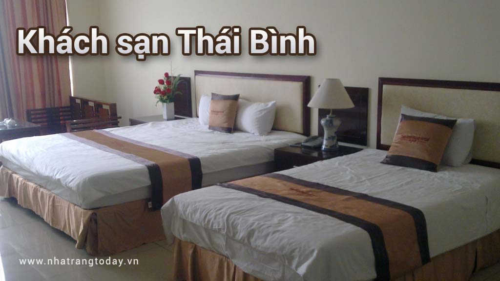 Khách Sạn Thái Bình Nha Trang