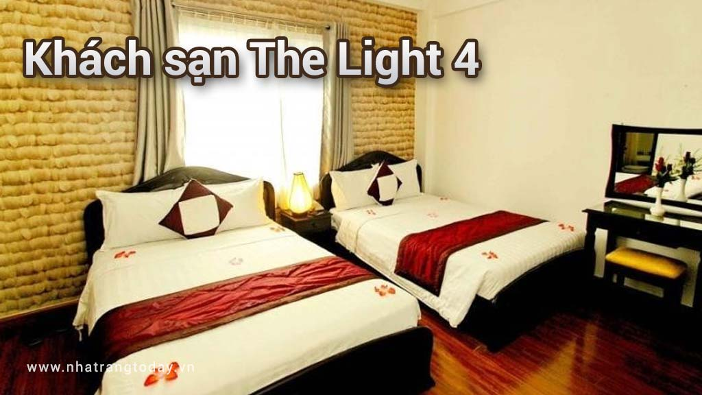 Khách Sạn The Light 4 Nha Trang