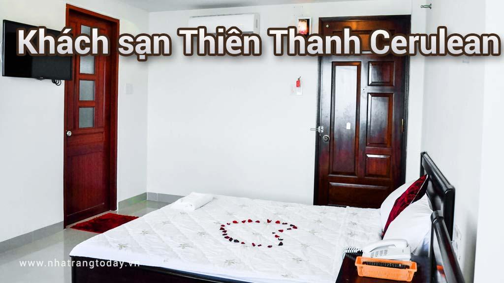 Khách Sạn Thiên Thanh Cerulean Nha Trang