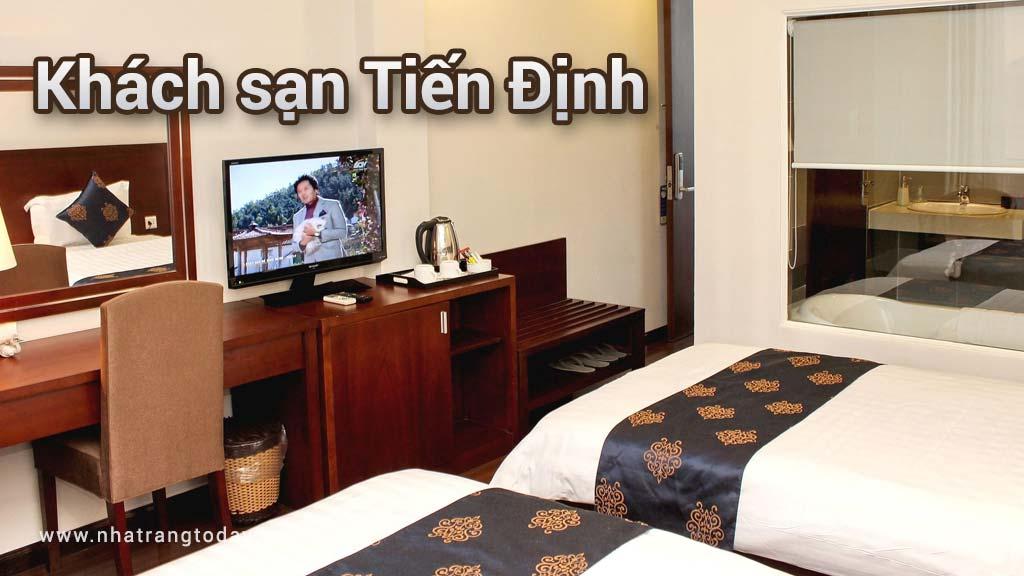 Khách sạn Tiến Định Nha Trang