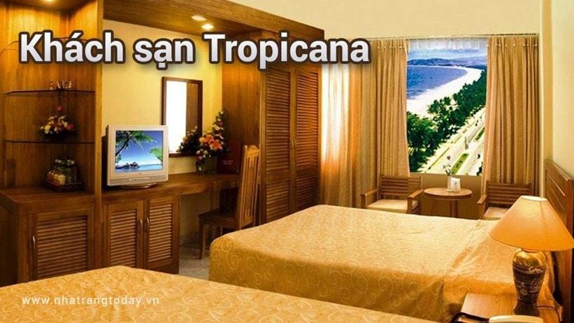 Khách sạn Tropicana Nha Trang