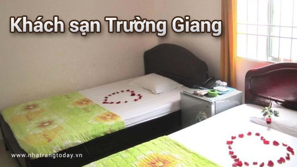 Khách Sạn Trường Giang Nha Trang