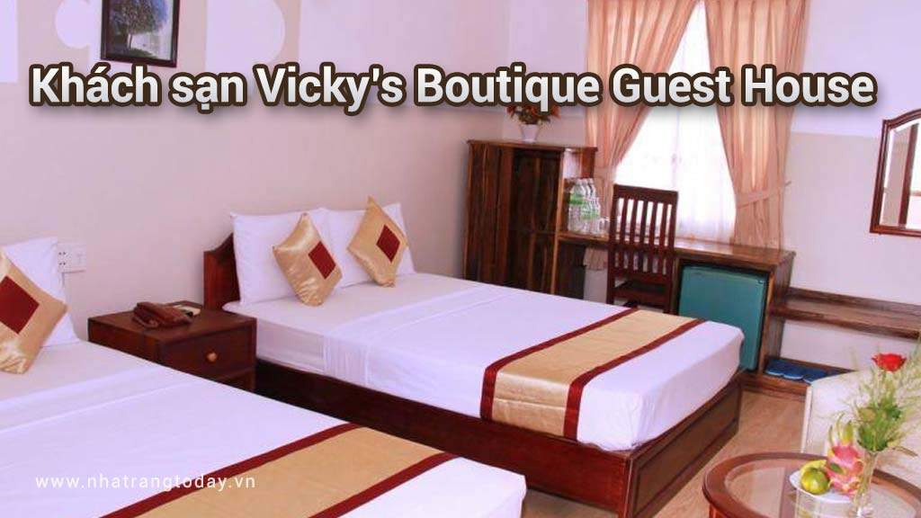 Vicky Boutique Guest House Nha Trang